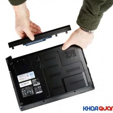 Cách khắc phục sự cố pin của laptop cũ