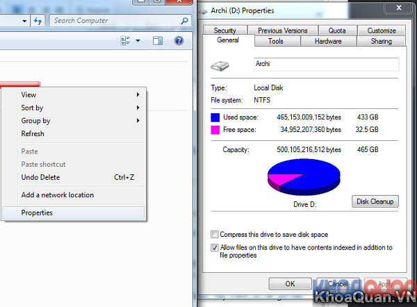 Cách tăng tốc cho laptop cũ 1