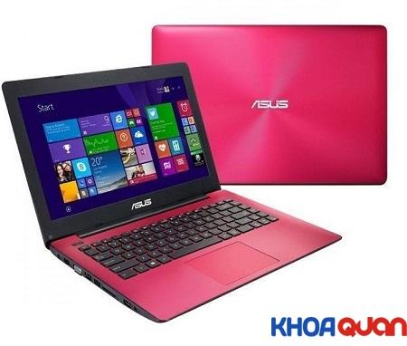 Giới thiệu laptop giá rẻ Asus X453MA windows 8.1