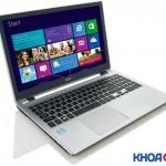 Giới thiệu laptop giá rẻ màn hình cảm ứng