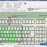 Cách kiểm tra bàn phím, check keyboard bằng KeyboardTest cho laptop cũ