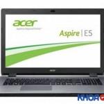 Dòng Acer Aspire E5-771 laptop giá rẻ tầm trung