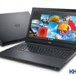 Laptop giá rẻ Dell Inspiron N3542 thiết kế mạnh mẽ
