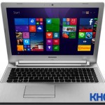 Review laptop giá rẻ Lenovo Z51-70 xem phim cực chất