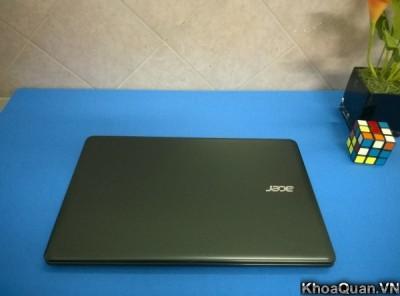 Acer Aspire E1-572 (Core I5 4200U – Ram 4GB – HDD 320GB – 15 inch) mới 98%