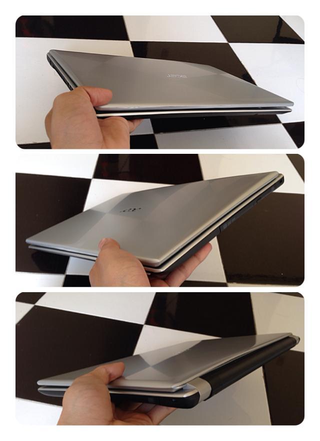 Acer Aspire V7-582P I5 15-5