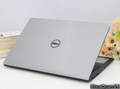 [New] Dell Inspiron 5547 746  (Core i7 4510U – Ram 8G – HDD 1TB AMD R7M265) 98%