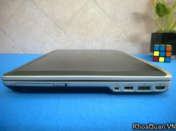 Dell Laititude E6520-15-4