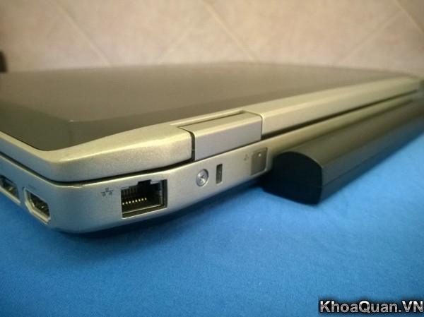 Dell Laititude E6520-15-6