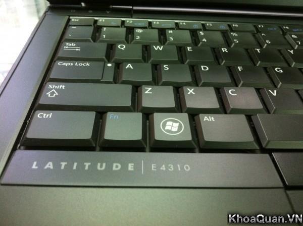 Dell Latitude E4310 13-5