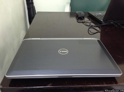 Dell Latitude E6320 (Core I7 2620M – Ram 8GB – HDD 250GB – 13 inch) mới 96%