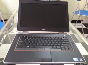 Dell Latitude E6420 (Core I5 2520M – Ram 4G – HDD 250G – 14.1″ – HD)
