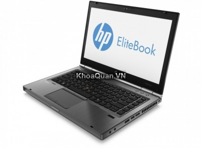 HP Elitebook 8470w Máy trạm (Core i5 3230m – Ram 4GB – HDD 320GB – ATi FirePro M2000 1GB)
