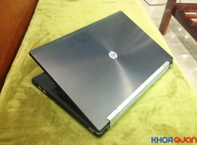 HP Workstation 8570W ( i7 3720QM – Ram 16G – SSD 256 – VGA K2000 2G – 15.6″ – FHD Dream Color) Like New
