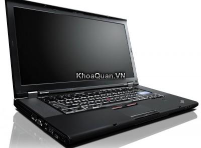 Lenovo ThinkPad W520 ( I7 2960XM – Ram 16G – SSD 512G – Quadro 1000M 2G -15 FHD)