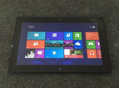 Lenovo ThinkPad Tablet 2 3G (Atom Z2760 – Ram 2G – 64GB FD – 10″ – Win 8 Pro)