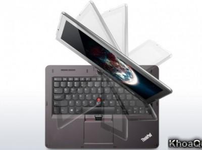Lenovo Thinkpad S230U (Core i5 3317u – Ram 4G – SSD 24G – HDD 500 – 12 inch)