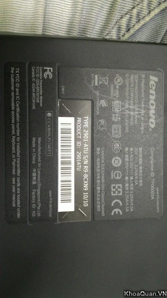 Lenovo Thinkpad T410S 14-10