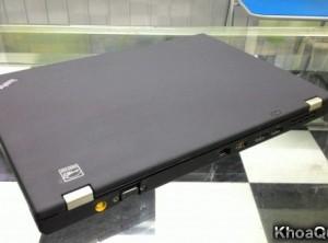 Lenovo Thinkpad T410S (Core i5 520M – Ram 4G – HDD 250G – 14 inch)