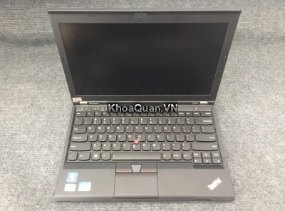 Lenovo Thinkpad X230 (Core i5 – 3320M – Ram 4G – HDD 320G – 12″ – HD)