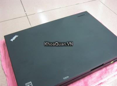 Laptop cũ Lenovo thinkpad T500 (Core 2 duo – Ram 2Gb – HDD 160Gb – Card Vga ATI)