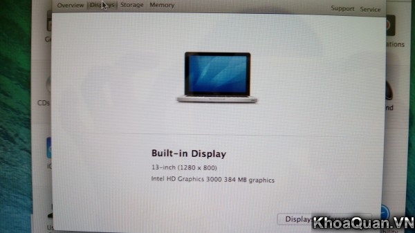 Macbook Pro MC700 15-14