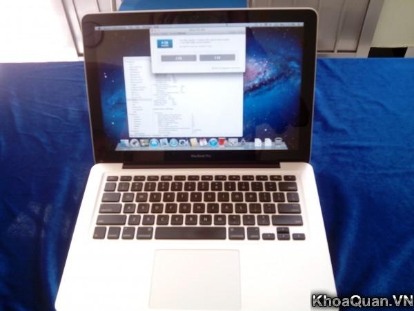 Macbook Pro MD314 i7 13-1