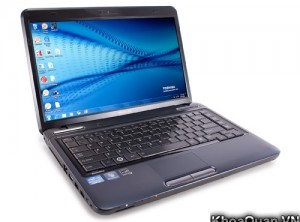 Laptop Toshiba L745 (I3 2310 – Ram 4G – Hdd 640G – Intel HD Graphics – 14 inch)
