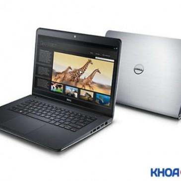 Laptop giá rẻ Dell Inspiron 14-5447 với thiết kế truyền thống
