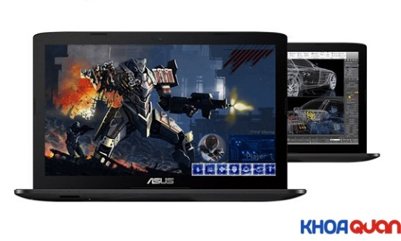 Đánh giá chi tiết laptop xách tay Asus GL552JX-XO093D