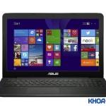 Mẫu laptop giá rẻ Asus X554LA dưới 9 triệu