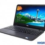 Thông tin về laptop giá rẻ Dell N3551/Cel N2840U