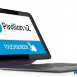 Dòng laptop giá rẻ HP Stoli Pavilion X2 dưới 9 triệu
