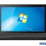 Toshiba Satellite C50 laptop giá rẻ với thiết kế cổ điển