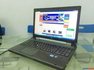 Laptop HP Elitebook 8560W cũ