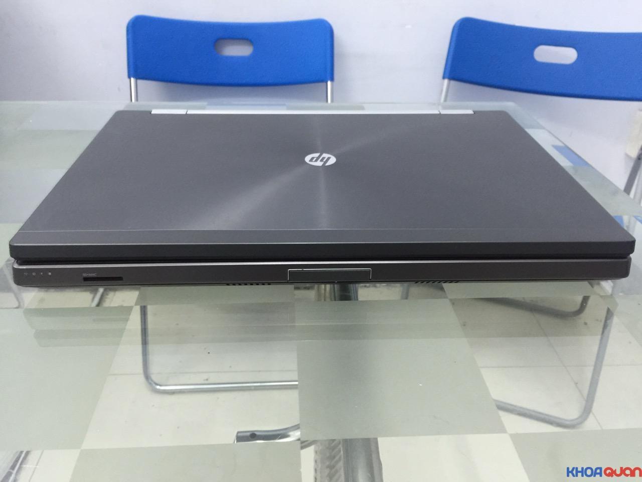 HP Elitebook 8760W-i7-17-12