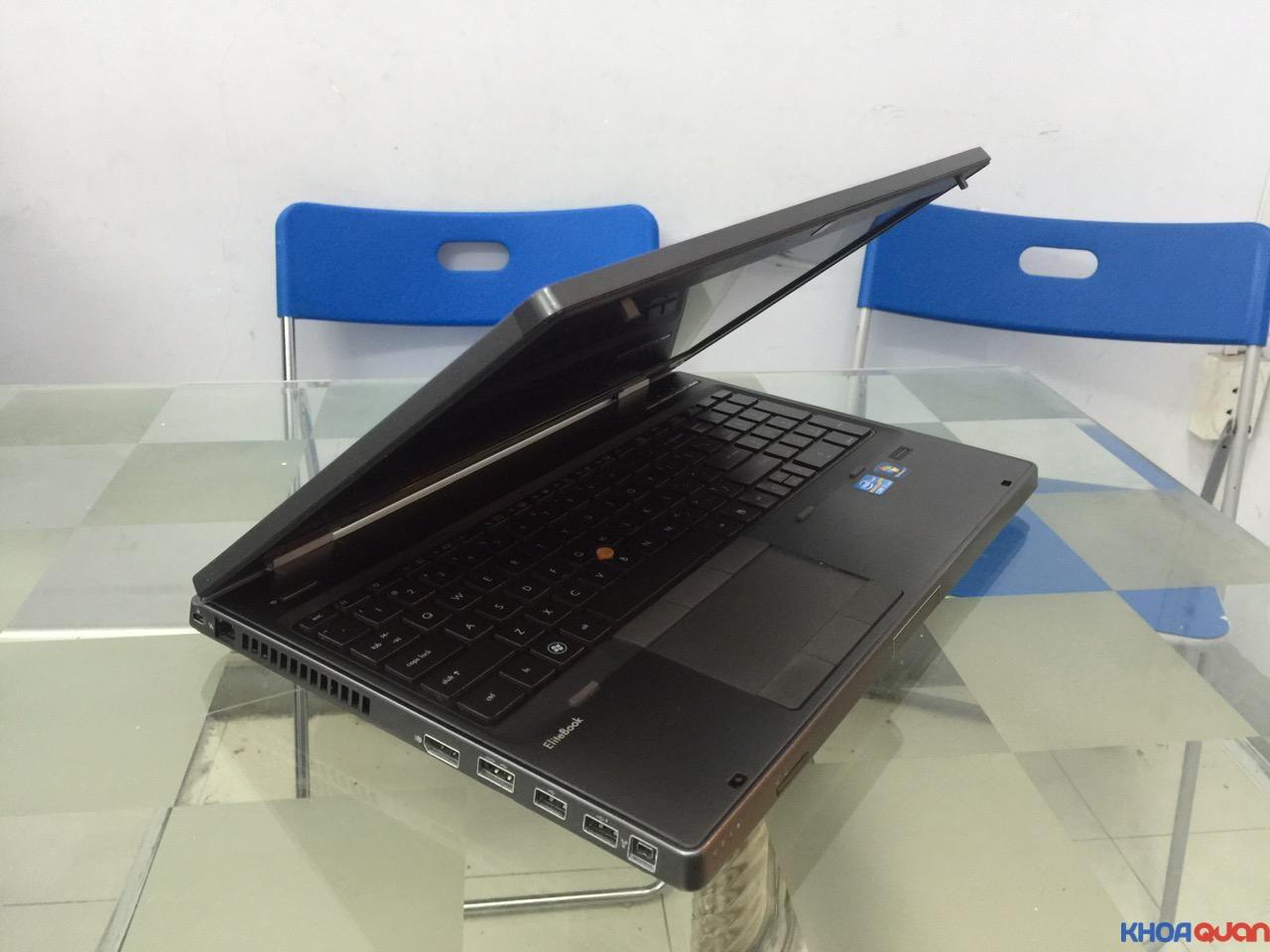 HP Elitebook 8760W-i7-17-14