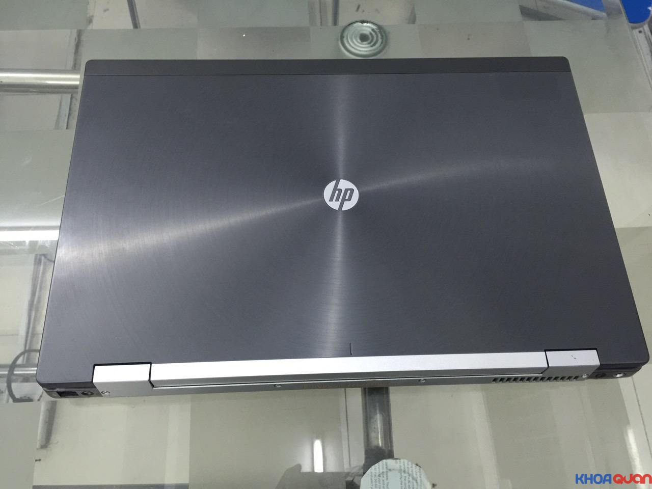 HP Elitebook 8760W-i7-17-5