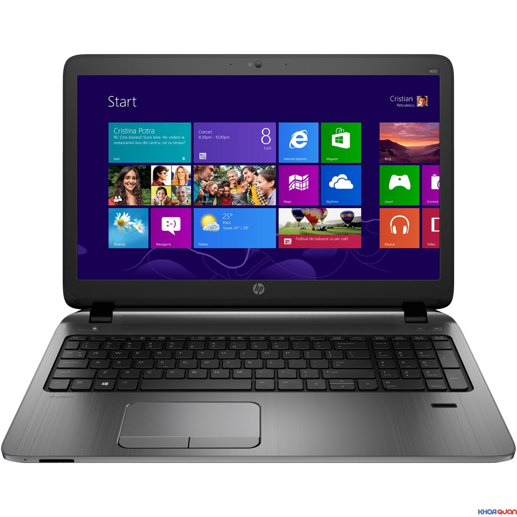 HP Probook 450 G2 I5 15-2