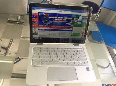 HP Spectre X360 Touch (Core I7 5500U – Ram 8G – SSD 512G – 13″ – QHD) Như mới 99.99%