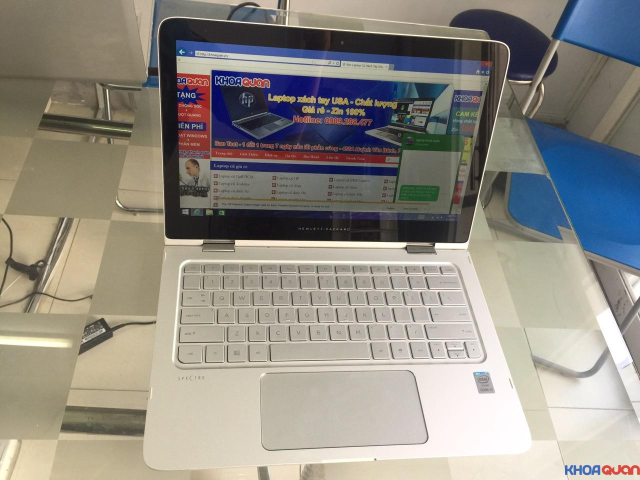 HP Spectre x360 13 touch-5