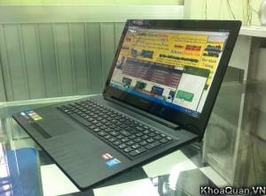 Lenovo Ideapad G50-70 (i7-4510U – Ram 8G – HDD 500G – AMD R5 M230 – 15″)