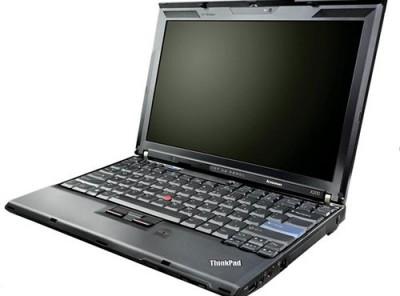 Lenovo ThinkPad X200 ( Core 2 Duo P8600 – Ram 2GB – HDD 160G – 12″ )