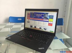 Lenovo Thinkpad X1 Carbon Gen 1 (Core I5 3427U – Ram 4GB – SSD 128G – 14″ – HD+)