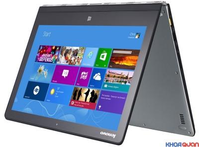 Lenovo Yoga 3 Pro Touch ( Core M5Y70 – Ram 8G – SSD 512G – 13.3″ – QHD+) mới 99%
