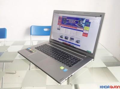 Lenovo ideapad Z710 (Core I7 4700MQ – Ram 8G – SSD 256G – 17 inch) mới 98%
