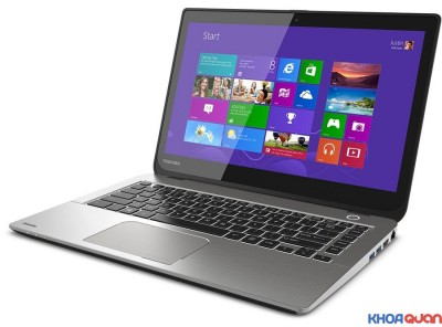 Toshiba Satellite E45T-A4100 Touch (Core I5 5200U – Ram 6G – HDD 750G – 14″) mới 99%