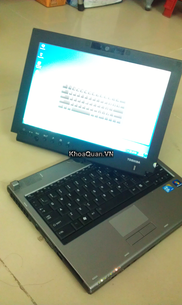 Toshiba Portege M780 Tablet i5 12-3