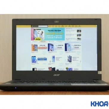 Acer Aspire E5 473 i3 5005U laptop giá rẻ dưới 9 triệu