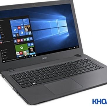 Acer E5-573G-53A4 mẫu laptop giá rẻ phổ thông